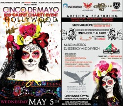 Cinco de Mayo - Charity Red Carpet Event