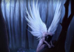 winged-man