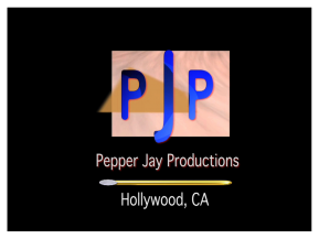 Pepper Jay Productions