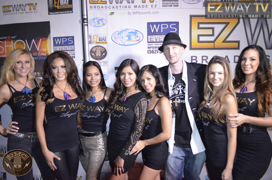 EZ and some of his Angels