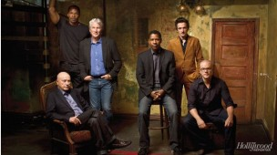 PBS air THR Roundtable photo