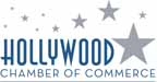 hollywood chamber logo