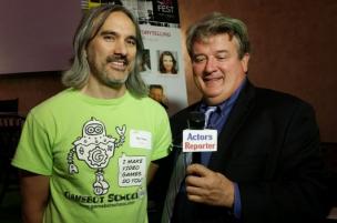 Alan Flores and Kurt Kelly