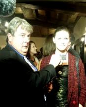 Kurt Kelly and Andrea Wahlgren