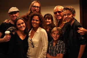 The Davey Johnstone Family