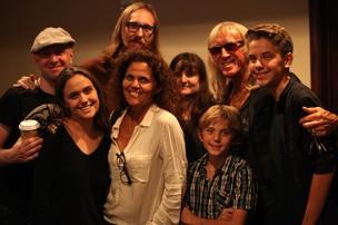 The Davey Johnstone Family