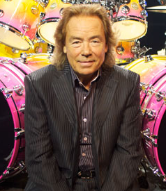 Nigel Olsson in Las Vegas for The Red Piano, 2008