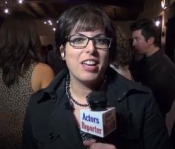Jen Kleiner at AFIfest