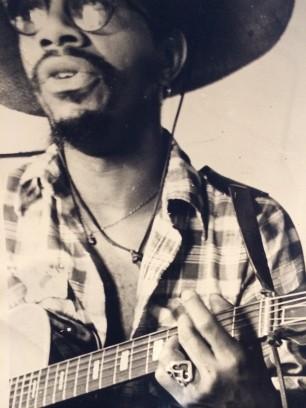 Dave Fennoy musician circa early 70's