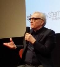 Martin Scorsese photo by Kurt Kelly