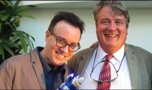 Paul Bunnell and Kurt Kelly