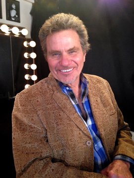 Martin Kove at Pepper Jay Productions Studio