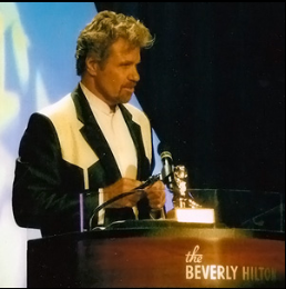 "Martin Kove Receives the ""Boot"" Award"