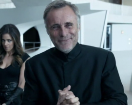 Timothy V. Murphy in Capital One Commercial