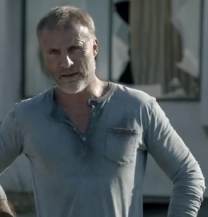 Timothy V. Murphy in Hyundai Commercial