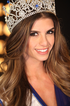 Vanessa Golub, Miss West Coast 2014