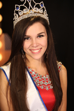 Victoria Johnson, Miss West Coast Teen