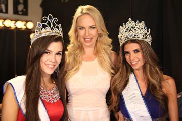 Victoria Johnson, Miss West Coast Teen, Tara Rice, Vanessa Golub, Miss West Coast