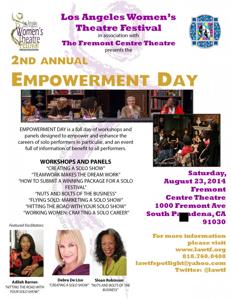 FINAL PRODUCT 2nd Annual Empowerment Day Festival