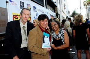 Jim Zuley, John Michael Ferrari, and Reatha Grey