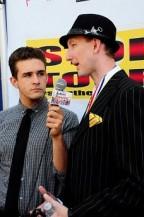 """Josh Thrower and Eric """"EZ"""" Zuley"""