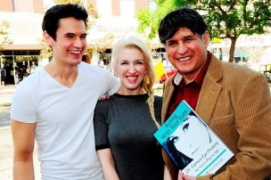 Monty Geer, Erin Gavin, and John Michael Ferrari