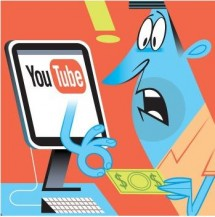 you tube pay service