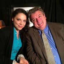 Kathleen Gati and Kurt Kelly on ActorsE Chat