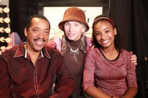Obba Babatunde, Pepper Jay, Nay Nay Kirby on Actors Reporter