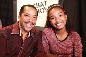 Obba Babatunde and Nay Nay Kirby on Actors Reporter Interviews