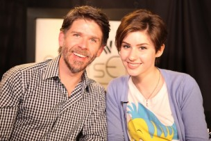 Brett Glazer and Katelyn Haynes on ActorsE Chat