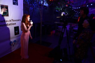 Ruthie_Connell_hosts_Toscars_Red_Carpet