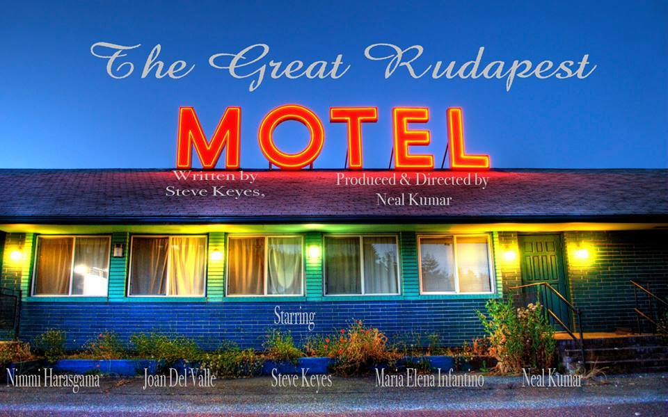 Great Rudapest Motel