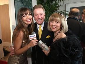 Wink and Sandy Martindale and Julie-Kathleen Langan