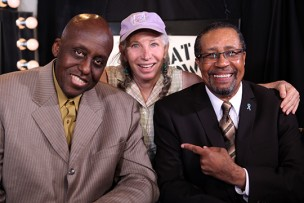 Bill Duke, Pepper Jay, and Ron Brewington on Actors Reporter