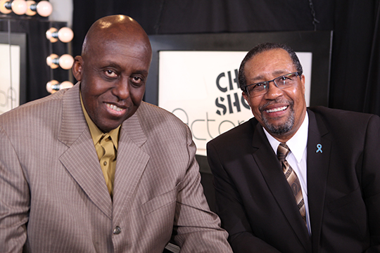 Bill Duke and Ron Brewington on Actors Reporter