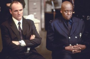 Bill Duke and Colm Feore in National Security (2003)