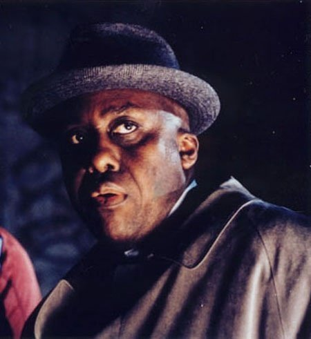 Bill Duke in Fever (1999)