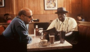 Jeffrey Tambor and Bill Duke in Never Again (2001)
