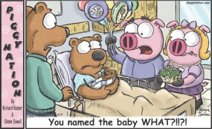 You Named the Baby WHAT?!!?