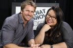 Rusty Joiner and Roxy Shih on ActorsE Chat Show