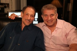 Gerry Donato and Joe Sabatino
