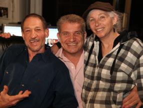 Gerry Donato, Joe Sabatino, and Pepper Jay