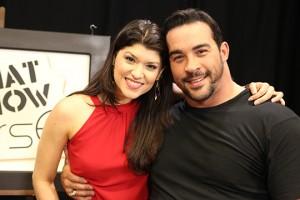 """ActorsE Chat with Kristina Nikols and David """"Nino"""" Rodriguez"""