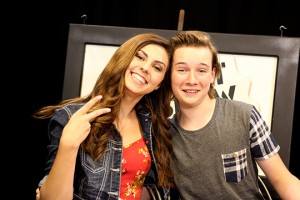 Teen Actors Taylor Hay and CJ Valleroy on ActorsE Chat