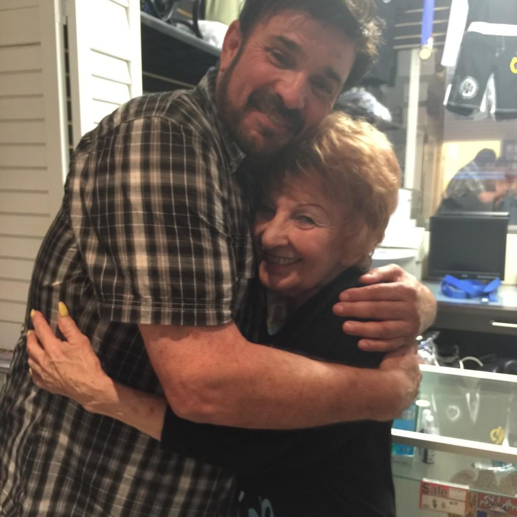 Stan Witz and Midge LeBell