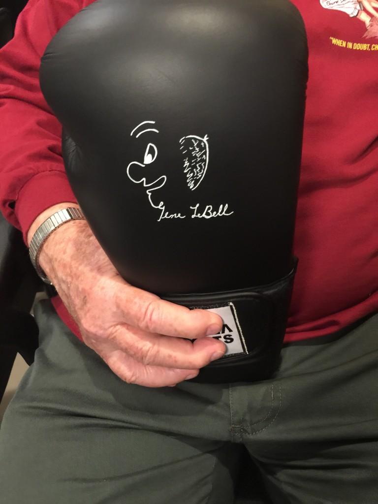 Gene LeBell Glove