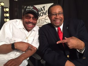 "John ""Sly"" Wilson and Ron Brewington on ActorsE Chat"