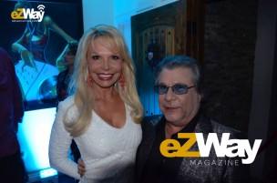 Agnes Nicole Winter and Michael Zanetis