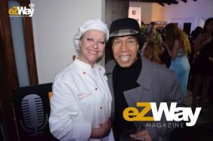Chef Anina and Michael St. John